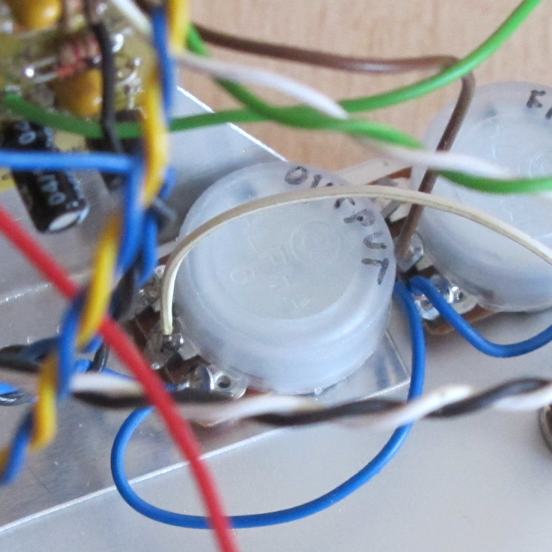 Eurorack module DIY tutorial (4) - wiring - SyntherJack
