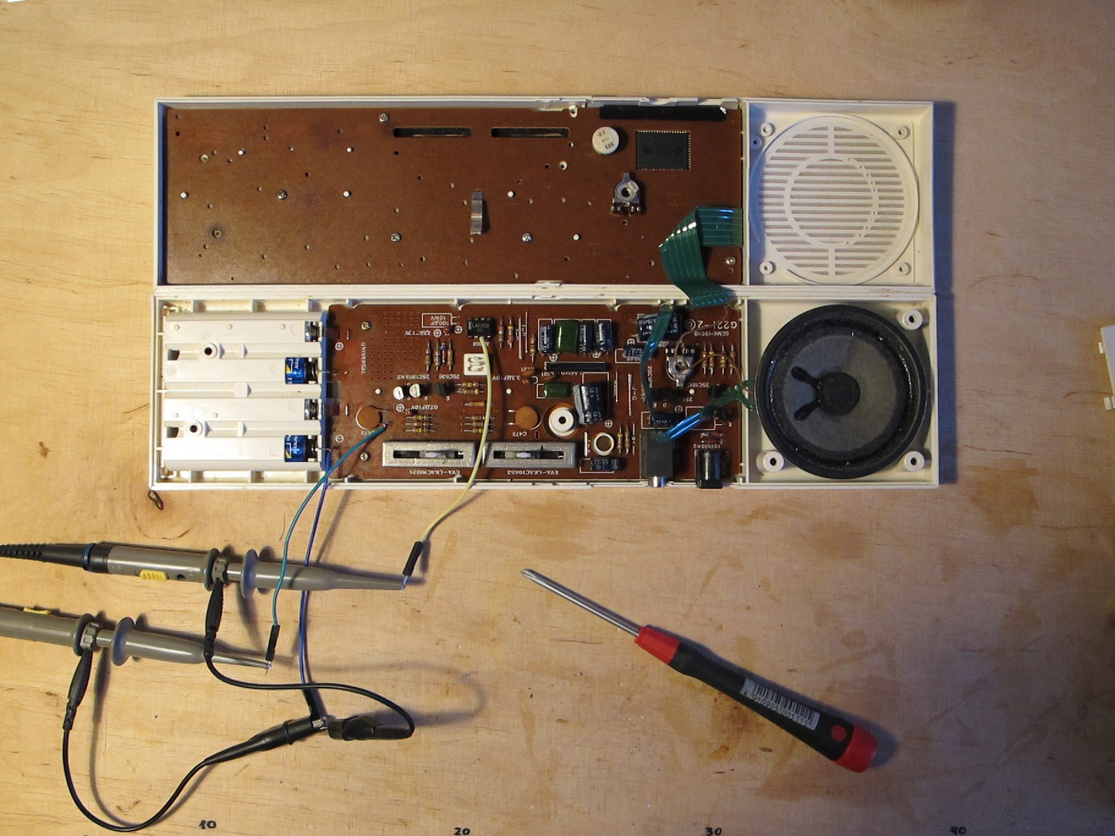 Casio VL-1 disassembled & tested