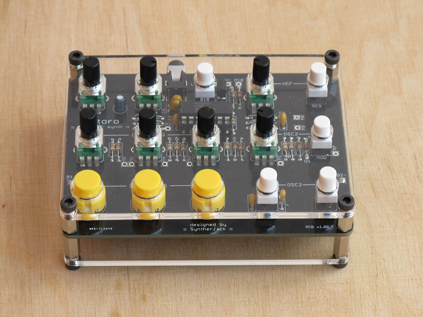 "Totoro simple synth ""final"" version"