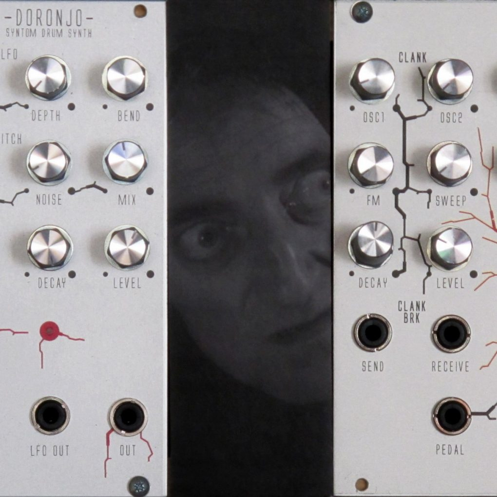 Eurorack blank with Marty Feldman photo