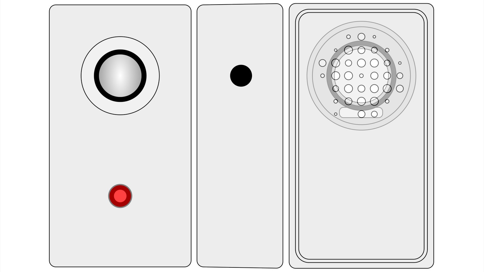 Vector graphics, Glidophone enclosure