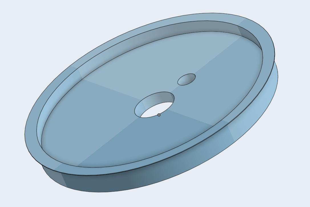 Redesigned 3D insert design